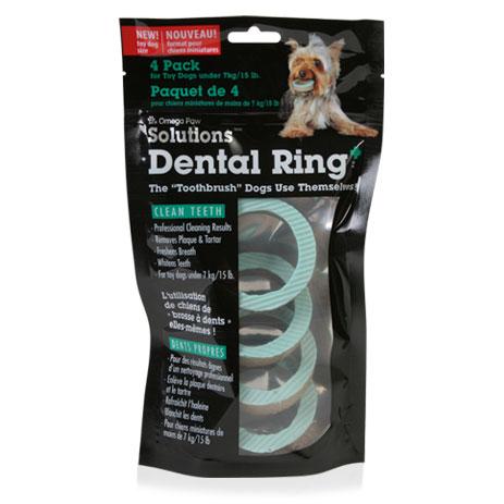 Dental Ring Omega Paw
